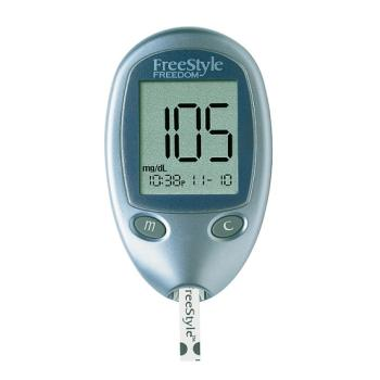 The freestyle freedom lite meter and how it works | Abbott ...